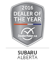 2016 Subaru Dealer of the Year