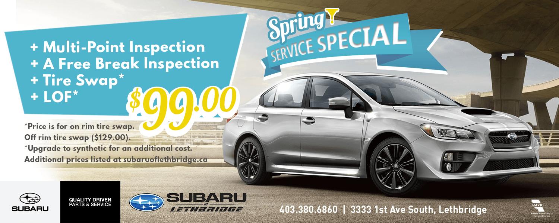 Spring-Service_Special-NewspaperAd-Subaru