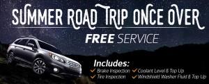 Summer Road Trip - Subaru - Graphic