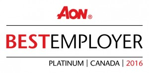 Aon Top 50 Employer in Canada