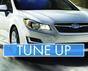 Subaru - Service Pages - Tune Up Banner