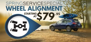 Spring Service Special - Wheel Alignment - Landing Page Graphic2