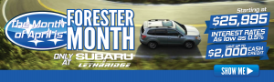 Subaru---Forester-Month---Homeslider