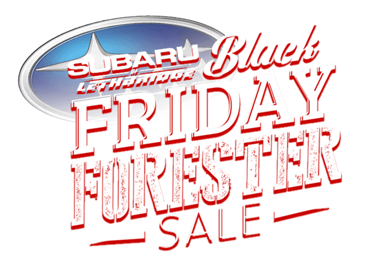 Black Friday Subaru of Lethbridge