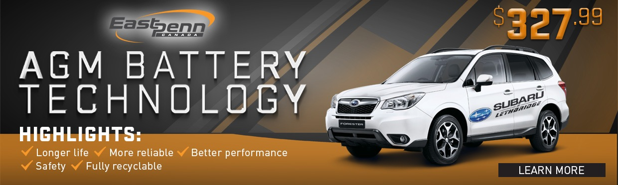 Battery Technology Subaru Homeslider