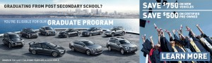 Subaru of Lethbridge - Graduate Discount - Homeslider