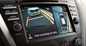 nissan-rogue-around-view-monitor-display